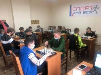 У Володимирі відбувся турнір із шахів