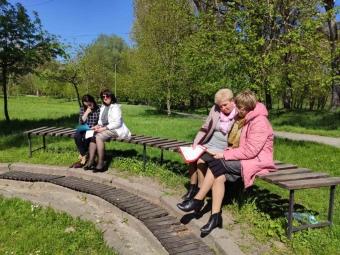 У Володимирі провели методичний квест для консультантів Центру професійного розвитку педагогічних працівників