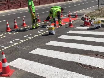 У Володимирі завершують ремонтувати вулицю Незалежності
