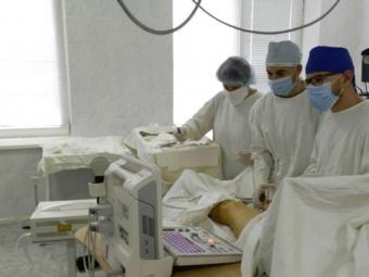У Володимирі-Волинському сучасним методом лікують варикоз