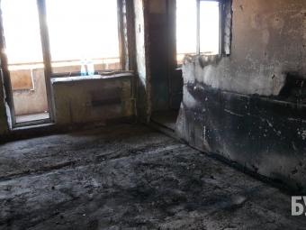Мешканці багатоповерхівки, яка горіла у Володимирі, отримають допомогу
