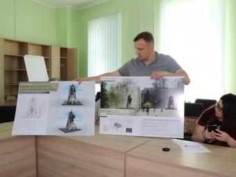Комісія у Володимирі відхилила усі конкурсні пропозиції на встановлення пам'ятника воїнам АТО/ООС
