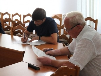 Відбувся конкурс на вакантні посади директорів чотирьох шкіл громади Володимира