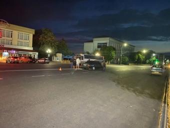 На центральному перехресті Володимира трапилась ДТП