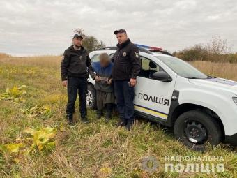 78-річна жителька Володимир-Волинського району провела на холоді чотири доби без їжі та води