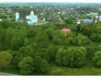У Володимирі відреставрують вали городища