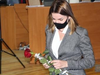 Депутатів Володимир-Волинської міськради привітали з Днем місцевого самоврядування