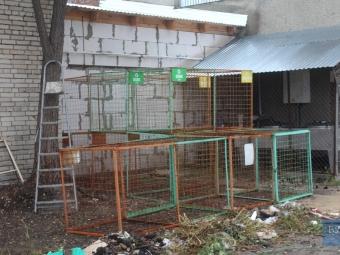 Екоактивістка з Володимира закликає здавати сміття на сортувальну станцію