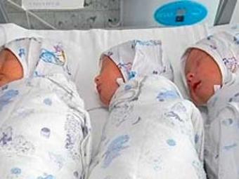 Скільки дітей за місяць народилося у Володимирі-Волинському