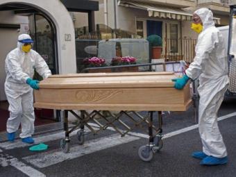 У Нововолинську через коронавірус переплутали тіла покійників
