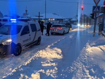 У Володимирі на перехресті трапилась подвійна ДТП за участю п'яти автівок