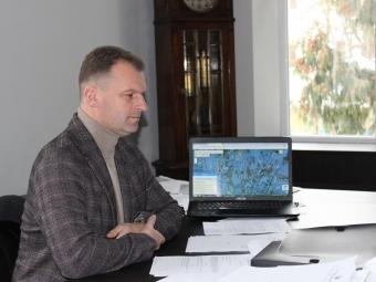 """Міський голова Володимира зустрівся з інспекторами """"Рибоохоронного патруля"""""""