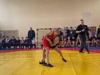 У Володимирі-Волинському відбувся чемпіонат з вільної боротьби