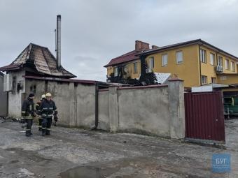 Рятувальник з Володимира отруївся продуктами горіння