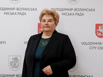 У Володимирі у конкурсі на посаду начальника відділу з питань праці перемогла Тетяна Ільницька