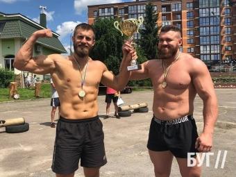 На «Козацьких розвагах» у Володимирі перемогла команда «Бородачі»