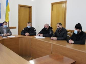 У Володимир-Волинській міській раді зустрілися з представниками різних релігійних конфесій