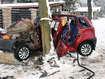 П'яна українка без прав скоїла аварію в Польщі