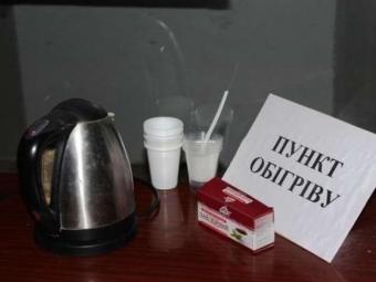 Відновив роботу пункт обігріву у Володимирі-Волинському