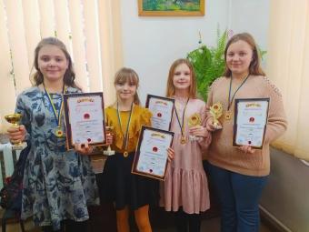 Вихованців Володимир-Волинської дитячої музичної школи здобули чергові перемоги на міжнародних конкурсах