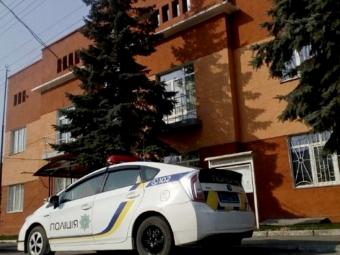 На ремонт даху Володимир-Волинського районного відділу поліції з бюджету громади виділили пів мільйона гривень