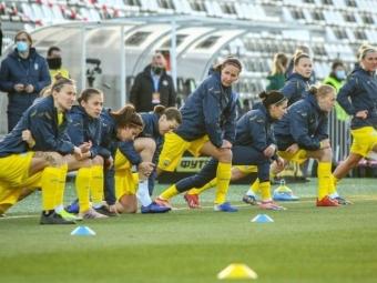 Трьох володимирських футболісток клубу «Ладомир» викликали в національну збірну на гру з Японією