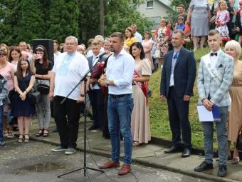 У Володимир-Волинському педагогічному коледжі відбувся випускний