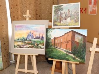 У Володимирі підбили підсумки Міжнародного пленеру художників