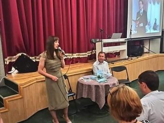 У Володимирі відбулася презентація збірки поезій Богдана Яновича