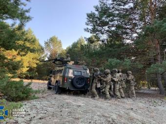 СБУ на Волині планує антитерористичні навчання у прикордонних районах