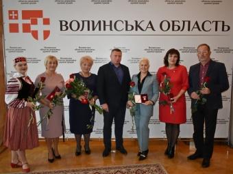 Указом Президента нагородили донорів з Володимир-Волинського району