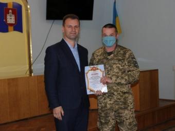 Володимирчан привітали з Днем волонтера та Днем ЗСУ