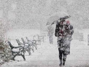 На Волині завтра, 25 січня, очікують хуртовини і значний сніг