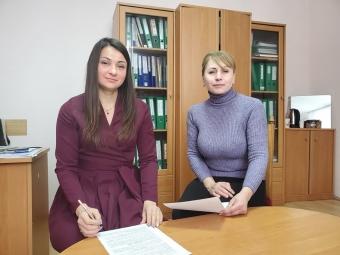 """У Володимирі міський центр соціальних служб і """"Центр пробації"""" підписали угоду про співпрацю"""