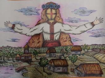 Вихованці Володимир-Волинської гімназії здобули перемогу у конкурсі з образотворчого мистецтва