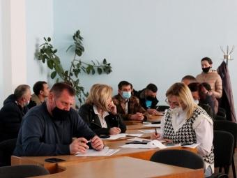 У Володимирі відбулось засідання комітету з моніторингу реалізації та оновлення Стратегії розвитку громади