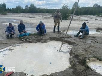 СБУ попередила контрабанду бурштину на майже 5 млн грн