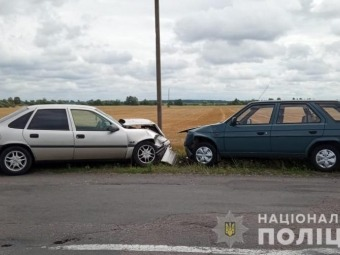 На трасі з Ковеля до Володимира трапилась аварія, є постраждалі