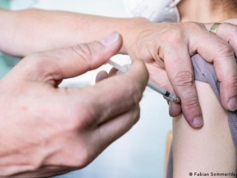 У Володимирі вакцинують дітей, які виїзджать на навчання за кордон