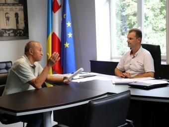 Міський голова Володимира провів особистий прийом громадян