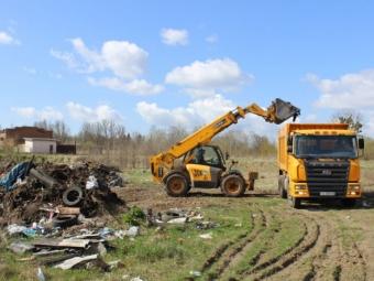 У Володимир-Волинському районі виявили 70 стихійних сміттєзвалищ