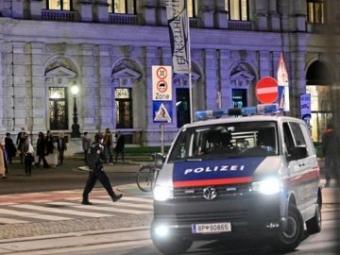 У Відні стався кривавий теракт: 4 загиблих і 17 поранених