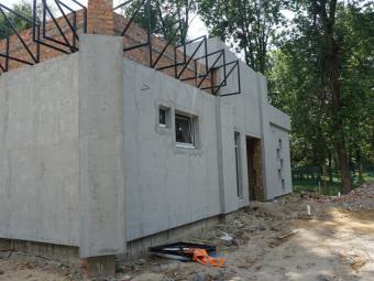 У Луцьку будують туалет за 3,7 мільйона