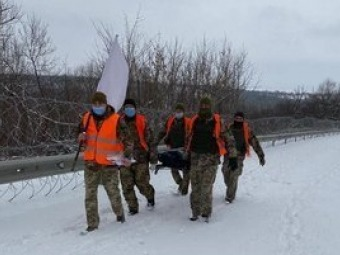 Повідомили ім'я військового волинської бригади, якого бойовики повернули задушеним