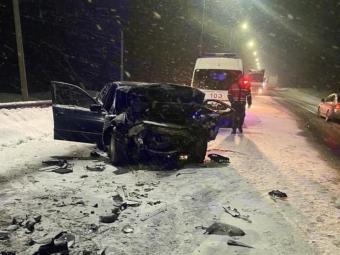 В смертельній аварії на Львівщині травмувався мешканець Володимира