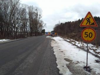 Біля Володимира відновлюють два прикордонні мости