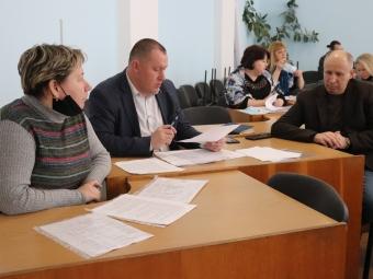 У Володимирі засідала комісія з питань власності та житлово-комунального господарства