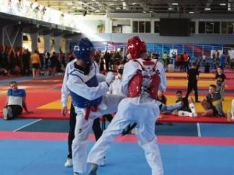 Волиняни зайняли призові місця на чемпіонаті України з тхеквондо