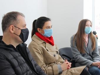 Володимирська влада веде роботу, щодо покращення харчуванні дітей у закладах освіти