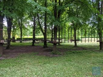 У Володимирі з'явиться мотузковий парк